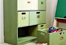 8种收纳小绝招教你如何扩容儿童房