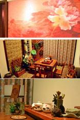 万千柔情融入家装 三室两厅中式美居
