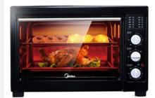 兴趣来临随心烤制美食--电烤箱