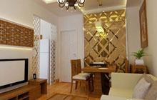 小户型餐厅设计搭配技巧
