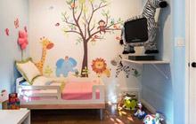 盛放快乐的空间 儿童房角落布置