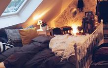 青春中的快乐 10个阁楼卧室设计