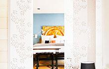 保持卧室私密性 18款个隔断设计图