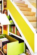 巧用居室空间 24个楼梯死角精彩设计