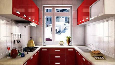 厨房12大风水禁忌 炊具不可放在窗前