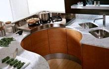 格局+色彩+收纳 53图小户型厨房实例
