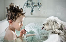 冬天不再怕洗澡 卫生间地暖好处多