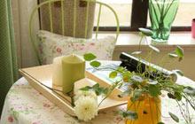 地毯、桌布、坐垫点缀美家