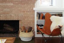 壁炉的热情与艺术 39个欧式壁炉装饰方案