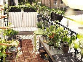 原来阳台可以这么美……