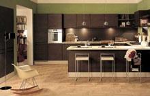 黑色系时尚厨房