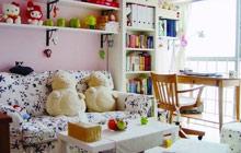 8个小户型客厅收纳 展现空间复活术