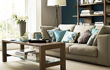 舒适客厅必备 21款客厅布艺沙发效果图