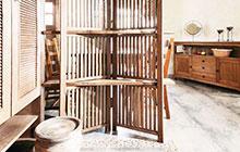 16张客厅屏风隔断效果图 古色古香
