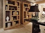 书房定位:舒服实用