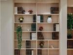 2、立体开放储物柜