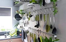 将厨房整洁进行到底
